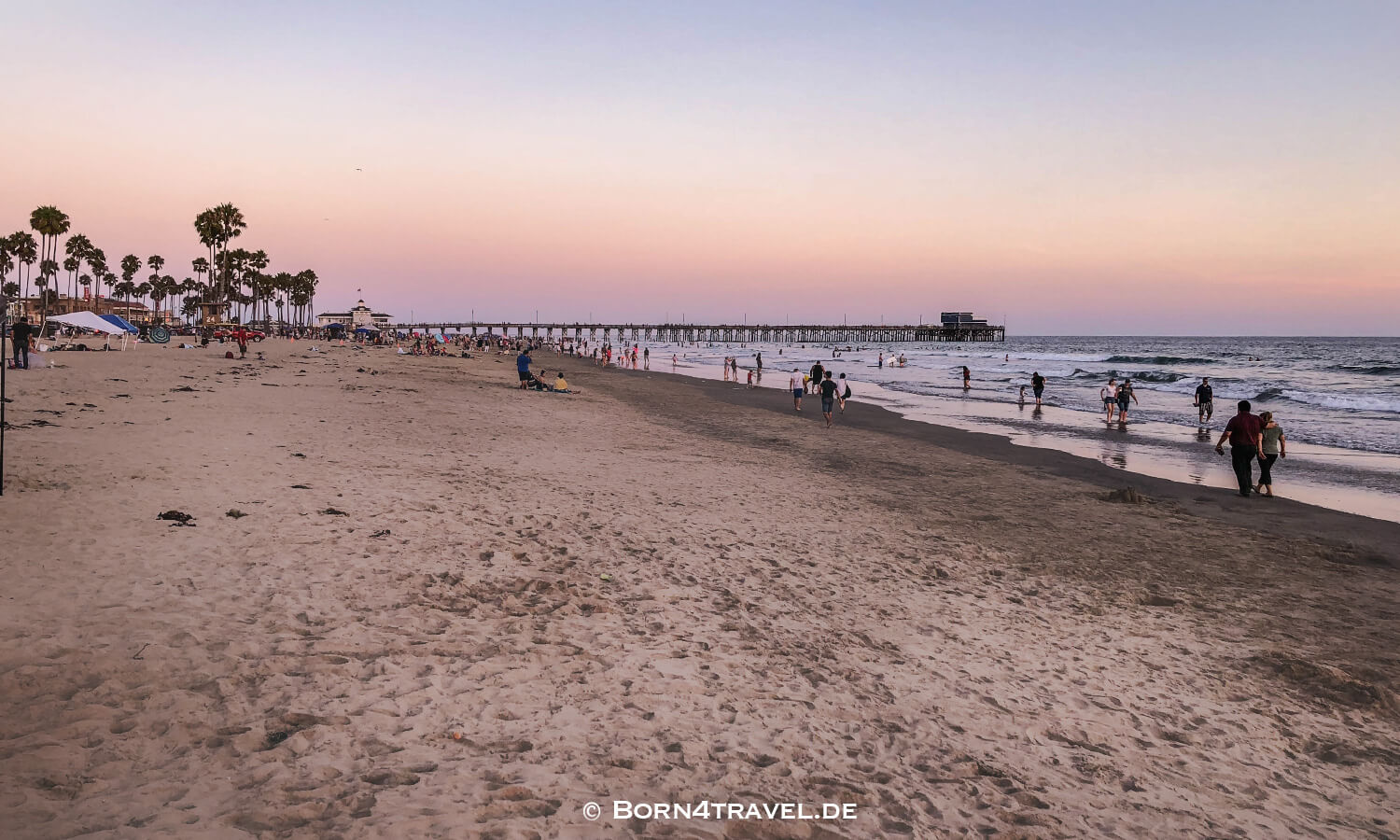 Newport Beach,Orange County,California,Southwest,USA,born4travel.de