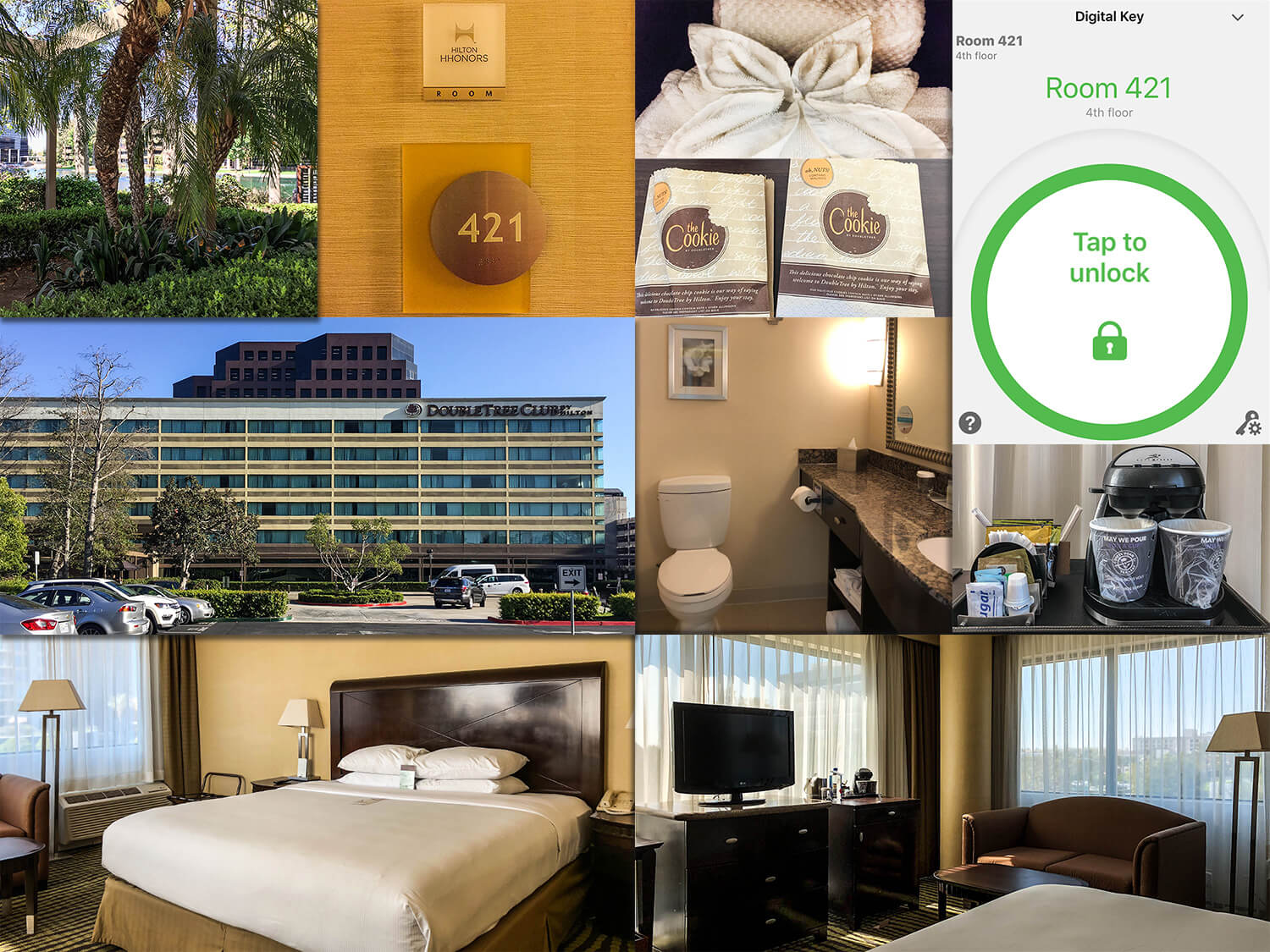 doubletree-club-orange-county-airport-santa-ana,California,Southwest,USA,born4travel.de