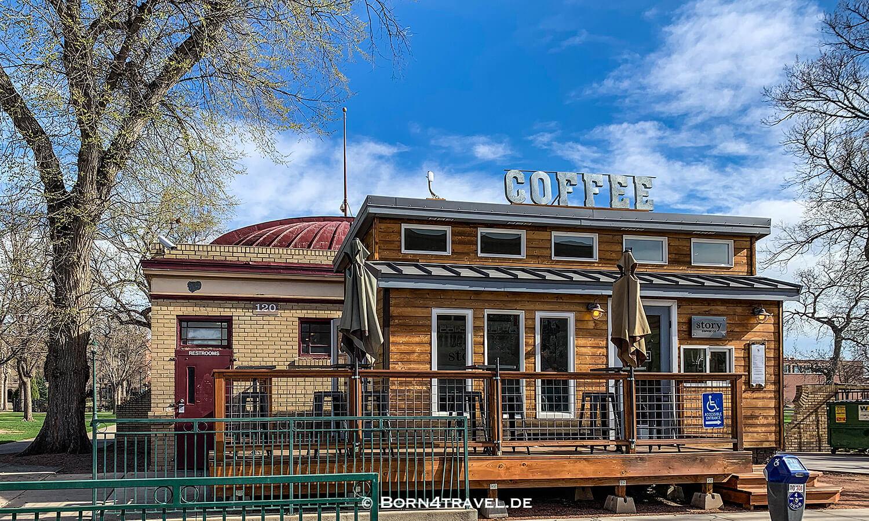 Story Coffee Company, Oldtown of Colorado Springs,USA,born4travel.de