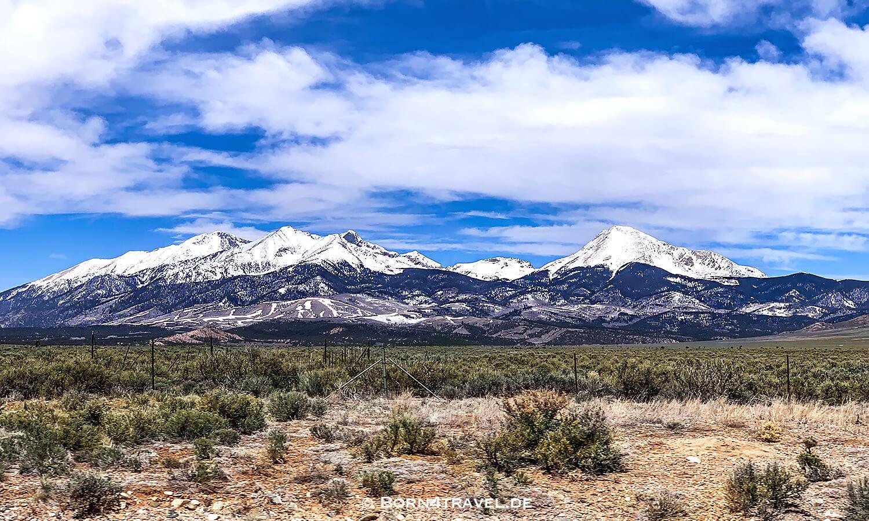 La Veta Pass,Colorado,USA,born4travel.de