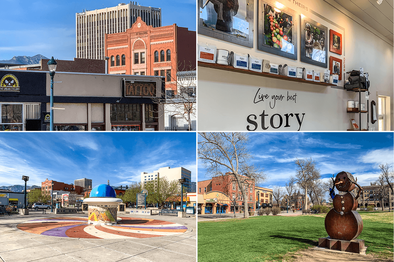 Oldtown of Colorado Springs,USA,born4travel.de