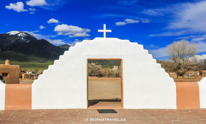 Taos Pueblo,UNESCO World Heritage,New Mexico,USA,born4travel.de,New Mexico,USA,born4travel.de