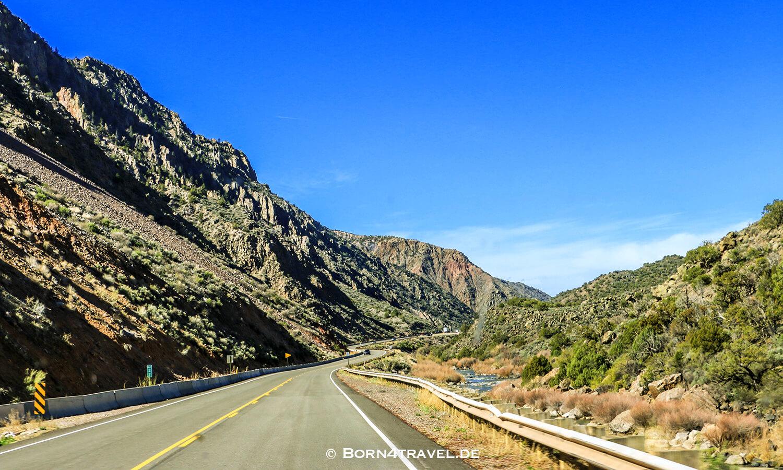 Rio Grande Gorge,New Mexico,USA,born4travel.de