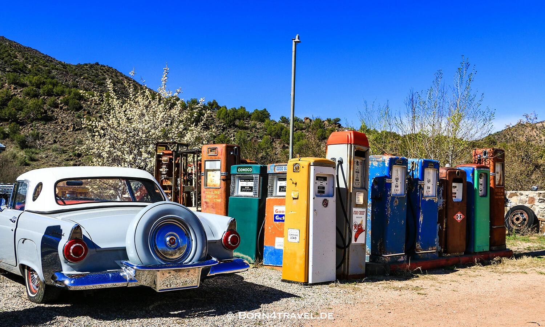 Classical Gas Museum, Embudo,New Mexico,USA,born4travel.de