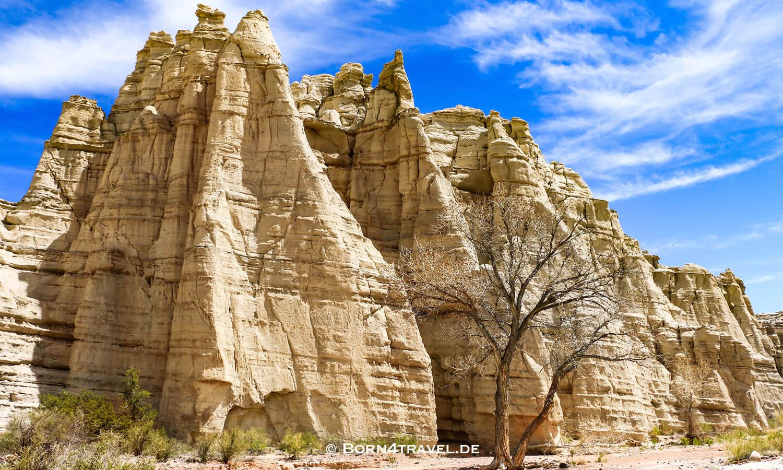 Plaza Blanca,New Mexico,USA,born4travel.de