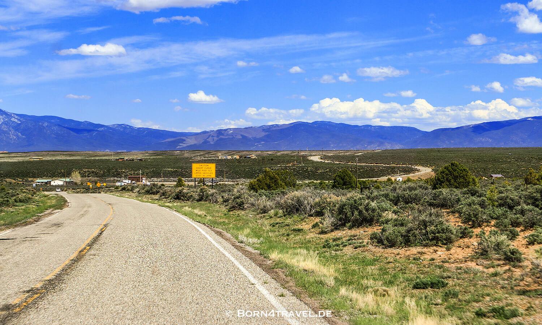 US285 gen Norden,New Mexico,USA,born4travel.de